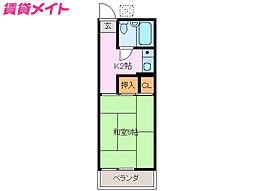 平田町駅 2.3万円