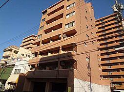 愛媛県松山市味酒町2丁目の賃貸マンションの外観