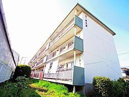 東京都東久留米市滝山7丁目の賃貸マンションの外観
