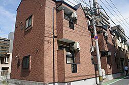 福岡県福岡市中央区草香江2丁目の賃貸アパートの外観