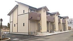 [テラスハウス] 茨城県筑西市茂田 の賃貸【/】の外観