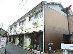 兵庫県伊丹市松ケ丘4丁目の賃貸アパートの外観