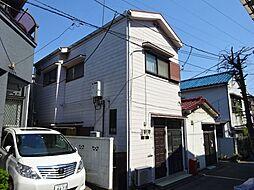 山崎ハイム[101号室]の外観