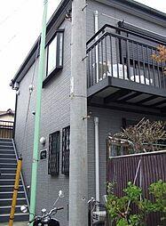 東京都江戸川区東葛西1の賃貸アパートの外観