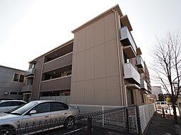 奈良県大和郡山市小泉町東2丁目の賃貸アパートの外観