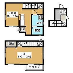 本鵠沼駅 8.7万円