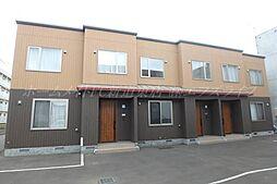 [テラスハウス] 北海道札幌市東区北三十一条東3丁目 の賃貸【/】の外観