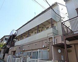 神奈川県川崎市宮前区宮崎5丁目の賃貸アパートの外観