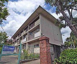 京都府京都市山科区安朱東海道町の賃貸マンションの外観