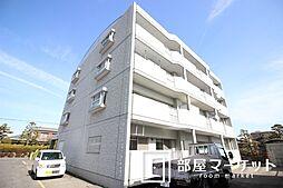 愛知県豊田市日南町1丁目の賃貸マンションの外観