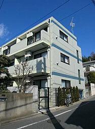 東京都八王子市暁町2丁目の賃貸マンションの外観