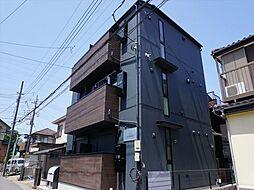 グランニールwest勝田台[2階]の外観
