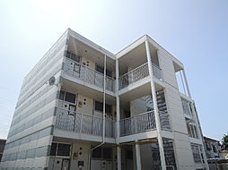 大阪府八尾市田井中4丁目の賃貸マンションの外観