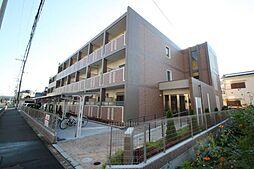 大阪府池田市神田4丁目の賃貸マンションの外観