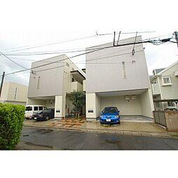 福岡県福岡市中央区梅光園2丁目の賃貸アパートの外観