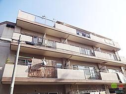 大阪府大阪市住吉区南住吉3丁目の賃貸マンションの外観