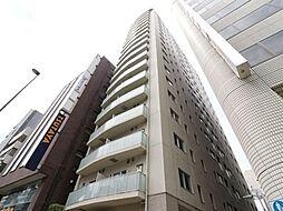 朝日マンション五反田[10階]の外観