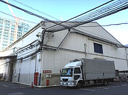 東京モノレール 大井競馬場前駅 徒歩8分の賃貸倉庫