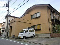 片山コーポラス[102号室]の外観