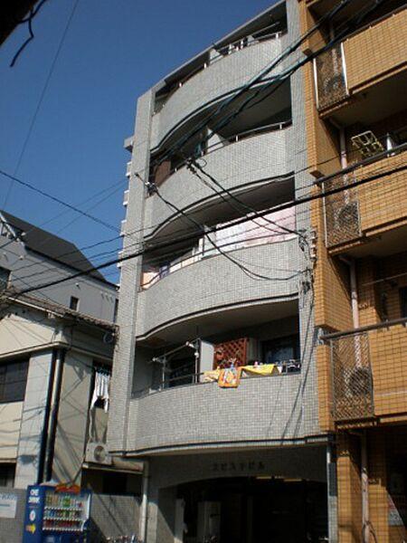 エビスヤビル 3階の賃貸【広島県 / 広島市中区】
