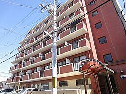 松風マンション[4階]の外観