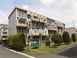 猪子石南住宅8号棟[4階]の外観