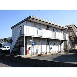 藤村アパート[201号室]の外観
