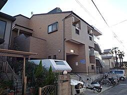 愛知県名古屋市昭和区山花町の賃貸アパートの外観