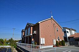 兵庫県たつの市御津町苅屋の賃貸アパートの外観