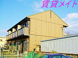三重県伊勢市八日市場町の賃貸アパートの外観