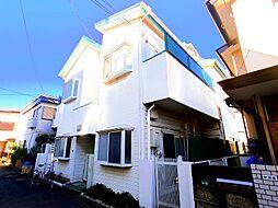 埼玉県新座市新堀1の賃貸アパートの外観