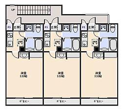Casa Gratis[2階]の間取り