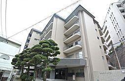 福岡県福岡市中央区浄水通の賃貸マンションの外観
