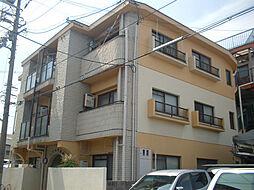 兵庫県西宮市甲風園3丁目の賃貸マンションの外観