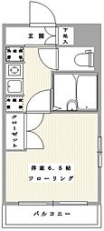 K home[3階]の間取り