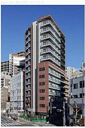 東京都台東区竜泉の賃貸マンションの外観