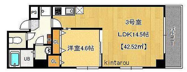 富士見Nameki Mansion[503号室]の外観