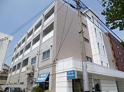 竹田マンション[3階]の外観