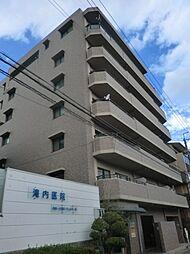 兵庫県尼崎市塚口町1丁目の賃貸マンションの外観