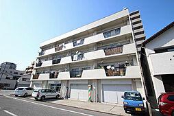 広島県広島市中区光南4丁目の賃貸マンションの外観