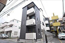 京成本線 新三河島駅 徒歩3分の賃貸アパート