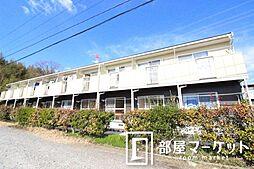 愛知県豊田市貝津町奥洞の賃貸アパートの外観