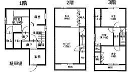 吹田駅 3,080万円