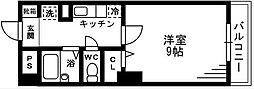 ソナーレ小金井[203号室]の間取り