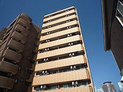 愛知県名古屋市千種区吹上2丁目の賃貸マンションの外観