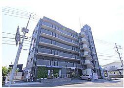 愛媛県松山市内宮町の賃貸マンションの外観