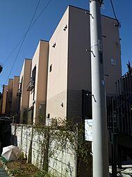 OZ park House[1階]の外観