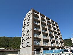 兵庫県姫路市砥堀の賃貸マンションの外観