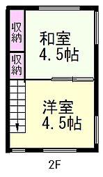 [一戸建] 埼玉県新座市野寺2丁目 の賃貸【/】の間取り