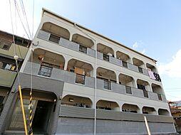 イーストサイド茨木[2階]の外観